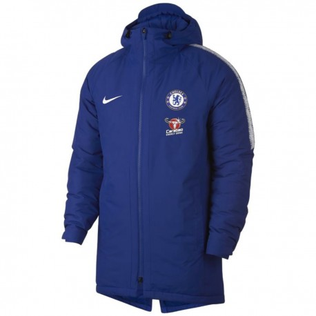 Chelsea FC bench padded down jacket 2018/19 - Nike