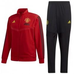 Manchester United presentation tracksuit 2020 - Adidas