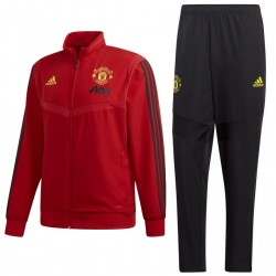 Survetement de presentation Manchester United 2020 - Adidas