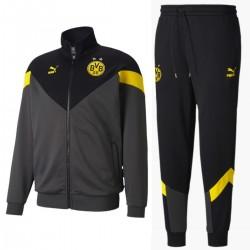 BVB Borussia Dortmund Iconic Fans tracksuit 2019/20 - Puma
