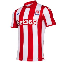 Camiseta de futbol Stoke City FC primera 2019/20 - Macron