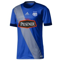 CS Emelec Home football shirt 2017/18 - Adidas