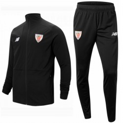 Athletic Club Bilbao black presentation tracksuit 2019/20 - New Balance