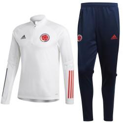 Chándal tecnico entreno seleccion de Colombia 2020/21 - Adidas