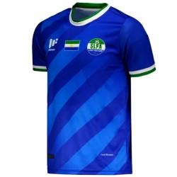Camiseta de futbol Sierra Leona primera 2018 - Mafro