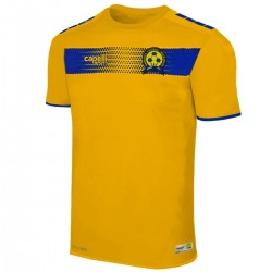 Barbados Home football shirt 2018/20 - Capelli