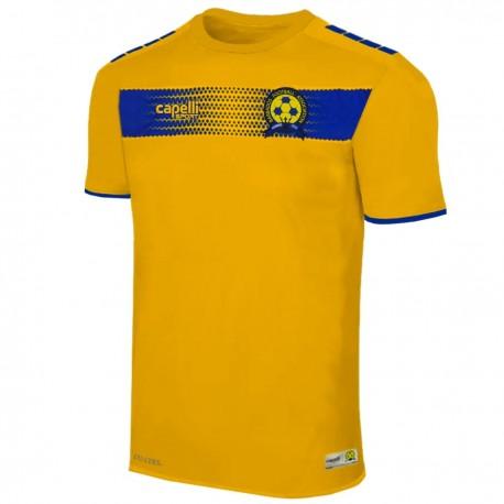 Camiseta de futbol Barbados primera 2018/20 - Capelli