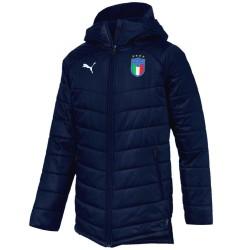 Italien-Nationalmannschaft Bench Trainingsjacke 2018/20 - Puma