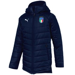 Italy national team training bench jacket 2018/20 - Puma