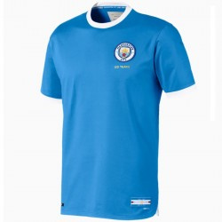 Manchester City Authentic 125 jahre Fußball Trikot 2019 - Puma