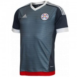 Paraguay National Team Away Fußball Trikot 2015/16 - Adidas