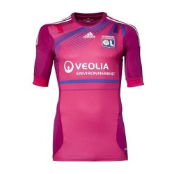 Link Olympique Lyon (Lyon) Third 2011/12 Player race Issue by Adidas