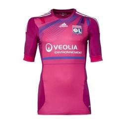 Verknüpfen von Olympique Lyon (Lyon) dritten 2011/12 Spieler Rennen Ausgabe von Adidas