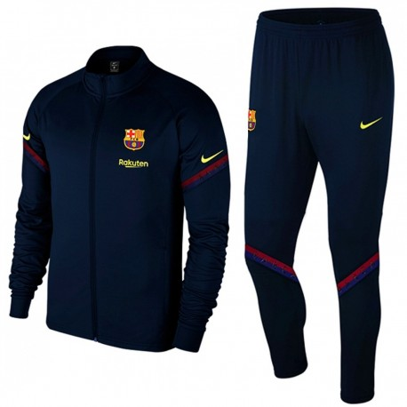 FC Barcelona training presentation tracksuit 2020 - Nike
