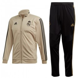 Real Madrid bench trainingsanzug 2020 gold - Adidas