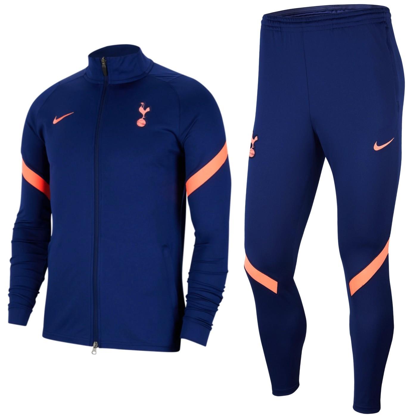 Tottenham Hotspur Training Presentation Tracksuit 2020 21 Nike Sportingplus Net