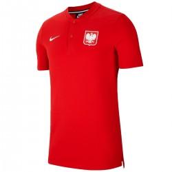 Polen Fussball Grand Slam präsentation polo-shirt 2020/21 - Nike