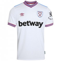 Maglia da calcio West Ham United Away 2019/20 - Umbro