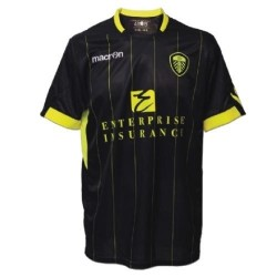 Leeds United FC Away Jersey 11/13-Macron