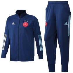 Survetement d'entrainement/presentation Ajax 2020/21 - Adidas