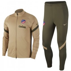 Atletico Madrid training presentation tracksuit 2020/21 - Nike