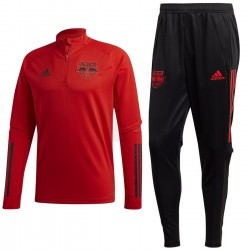 New York Red Bull training technical tracksuit 2020 - Adidas