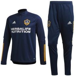 Los Angeles Galaxy training technical tracksuit 2020 - Adidas