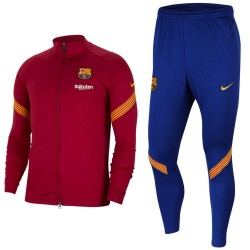 FC Barcelona training presentation tracksuit 2020/21 - Nike