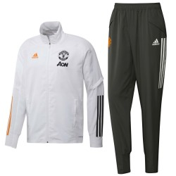 Manchester United training präsentationsanzug 2020/21 - Adidas