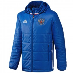 Chaqueta abrigo de entreno selección de Rusia 2016/18 - Adidas