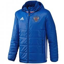Doudoune bench d'entrainement Russie 2016/18 - Adidas