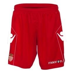 Como Mónaco formación pantalones cortos 10/11-Macron