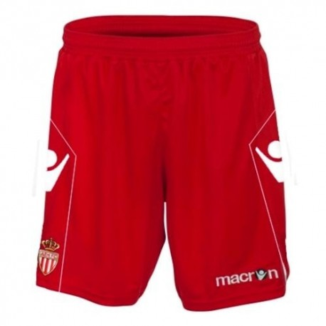 AS Monaco training Hosen Shorts 10/11-Macron