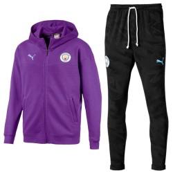 Chandal de presentación violeta casual Manchester City 2019/20 - Puma