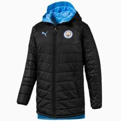 Doudoune bench d'entrainement Manchester City 2019/20 - Puma
