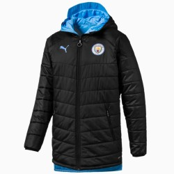 Manchester City reversible bench jacket 2019/20 - Puma
