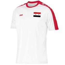 Siria segunda camiseta de fútbol 2019/20 - Jako