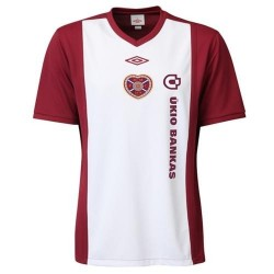 Heart of Midlothian FC Jersey Home 2010/11-Umbro