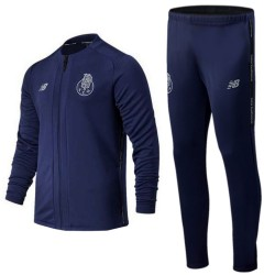 FC Porto präsentations Trainingsanzug 2020/21 blau - New Balance
