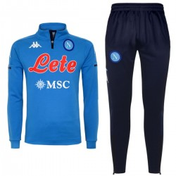 SSC Napoli training technical tracksuit 2020/21 - Kappa