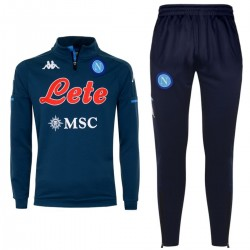 SSC Napoli Technical Trainingsanzug 2020/21 grün - Kappa