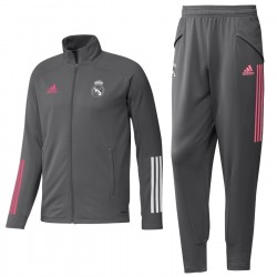 Real Madrid Amsterdam training/presentation tracksuit 2020/21 - Adidas
