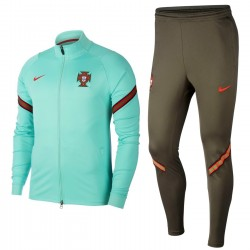 Portugal football training presentation tracksuit 2020/21 - Nike