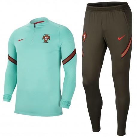 Portugal football training technical tracksuit 2020/21 - Nike