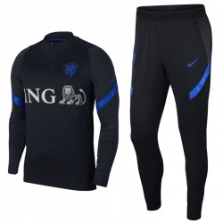 Netherlands football training technical tracksuit 2020/21 - Nike