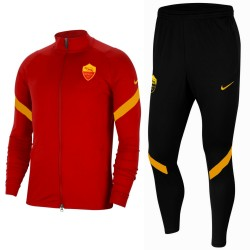 AS Roma training presentation tracksuit 2020/21 - Nike