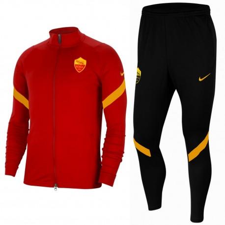 AS Roma training presentation tracksuit 2020/21 - Nike