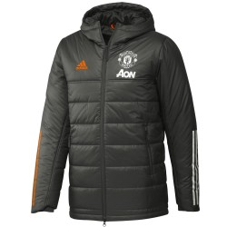 Manchester United training bench jacket 2020/21 - Adidas