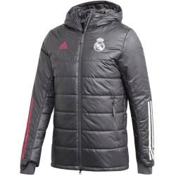 Chaqueta abrigo entreno Real Madrid 2020/21 - Adidas