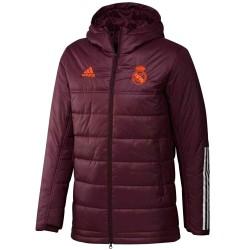 Chaqueta abrigo entreno Real Madrid UCL 2020/21 - Adidas